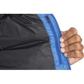 The North Face Nuptse III Jacket Men turkish sea/tnf black